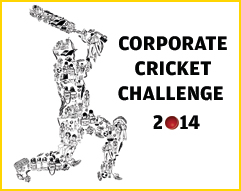 Corporate Cricket Challenge 2014