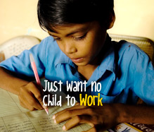 No More Child Labour CRY UK